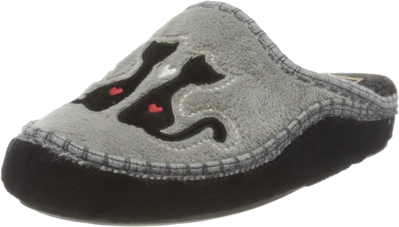 Manitu Time sale quality assurance Home Women's Slippers Mule