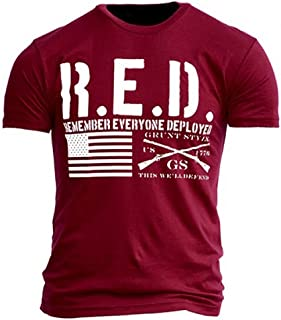 The RED Shirt Men's T-Shirt