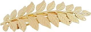 Best gold leaf hair clip Reviews