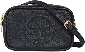 Luxury Fashion | Tory Burch Womens 55691001 Black Shoulder Bag | Fall Winter 19