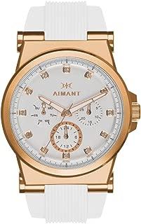 Ibiza Watches | 40 MM Women's Analog Watch | Silicone Strap