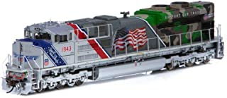 Athearn HO SD70ACe with DCC & Sound UP/Spirit of UP #1943, ATHG01943