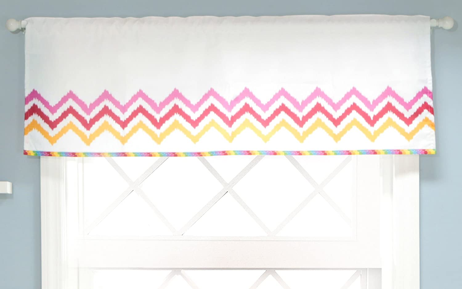 MiGi Ranking TOP14 Rainbow Year-end gift Window Valance Manufacturer by Discontinued