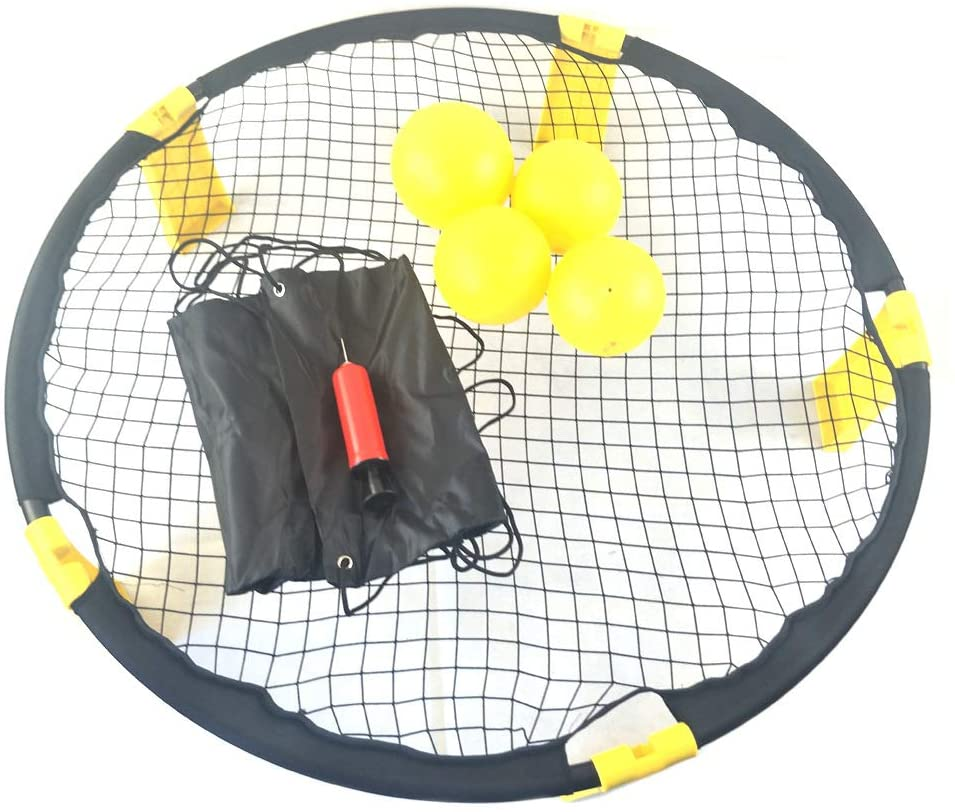 N C Outdoor Sports Mini Inflatable Spi Super Special SALE Japan Maker New held Volleyball Set