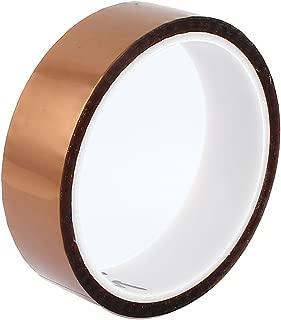 Buttonr 耐熱カプトンテープ ポリイミド BGA 高温 2個セット 25mm x 30m