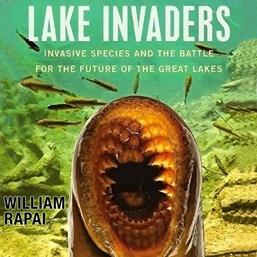 Lake Invaders audiobook cover art