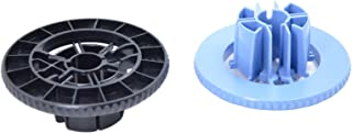 Alotpower Replacement Spindle End Cap Hub for HP DesignJet 500 800 C7769-40169 C7769-40153 series (blue + black)