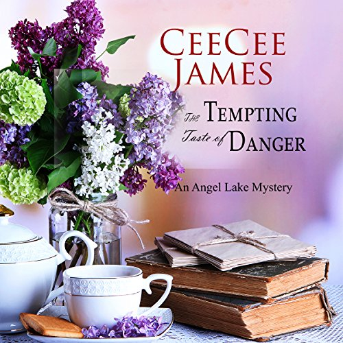 The Tempting Taste of Danger audiobook cover art