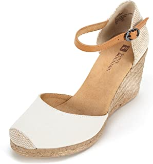76d3e0a1b3e Amazon.com: Ivory - Platforms & Wedges / Sandals: Clothing, Shoes ...