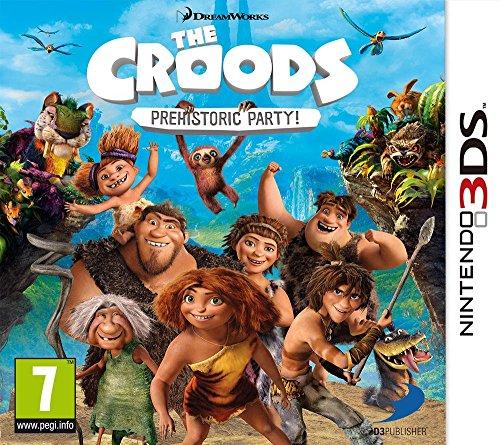 Les Croods : Fête Préhistorique [Importación Francesa]