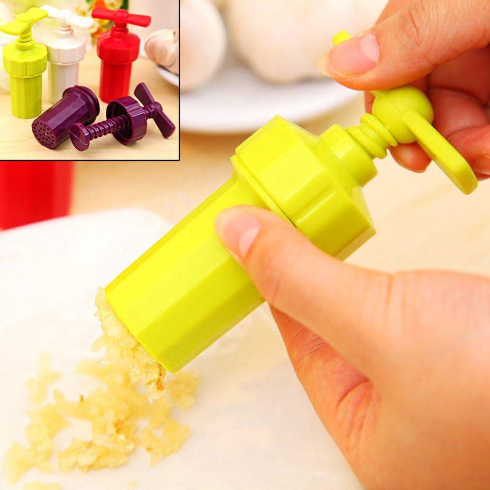 Import ExhilaraZ Fresno Mall Household Ginger Garlic Manual Twist Press Cutter Crus