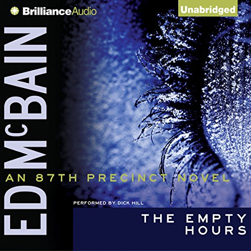 The Empty Hours audiobook cover art