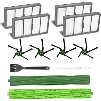 s9+ s9 Plus s Serie 9550 9150 20 Pack Replacement Parts For iRobot Roomba s9