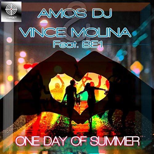 Amos DJ & Vince Molina feat. Be1