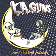 LA Guns : Man in the Moon