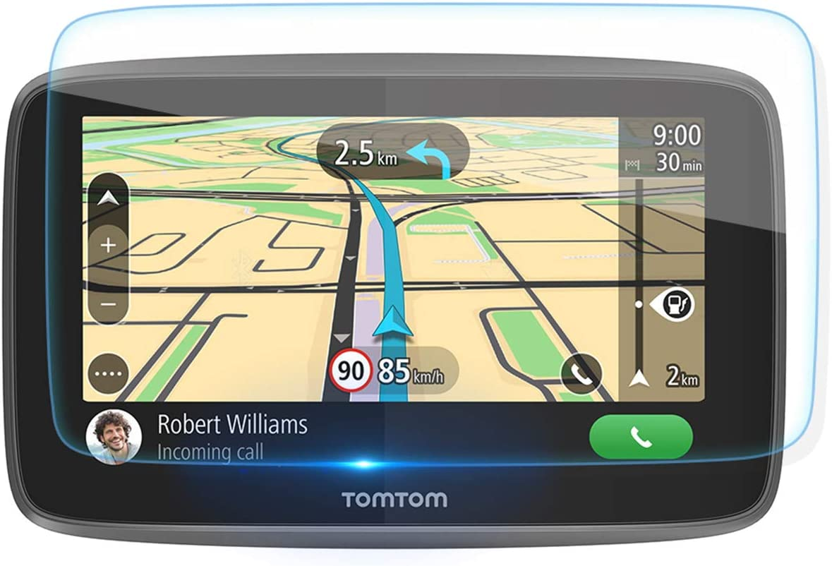 LFOTPP 2PCS Ranking TOP13 New popularity GLASS TomTom GO 520 Screen 5200 5 Protector Inch GPS
