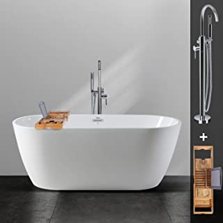 Best 51 freestanding tub Reviews