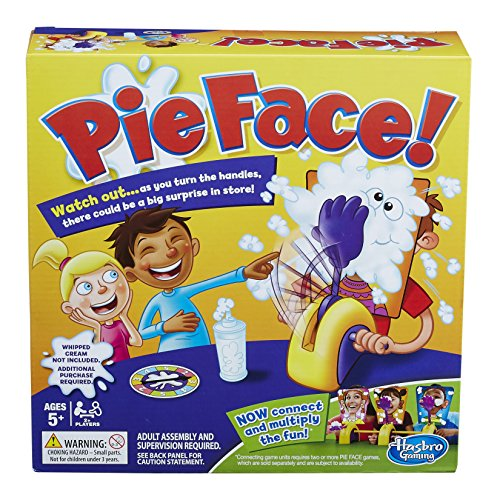 Hasbro Gaming e2762102 Pie Face Spiel