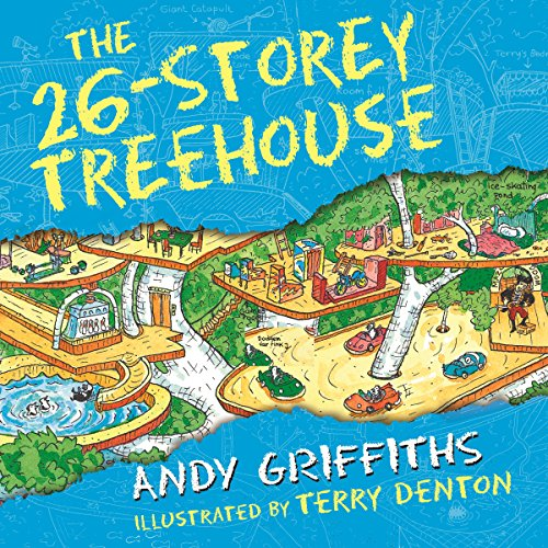 The 26-Storey Treehouse Titelbild