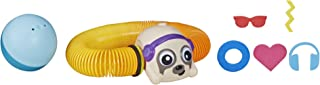 Hasbro Zoops Electronic Twisting Zooming Climbing Toy Disco Sloth Pet Toy for Kids 5 & Up