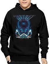 Mens Journey Rock Band Frontiers CoolHoodies Hooded Sweatshirt Lightweight