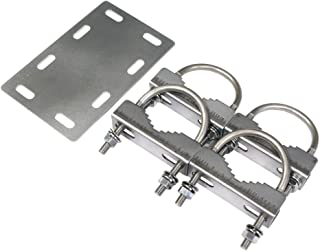 NATEC(ナテック) アンテナ取付金具クロスマウント φ16~45/φ16~45 オールステンレス製 X45/45