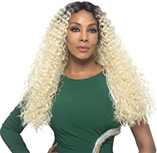 Vivica A Fox Bolero Deep Swiss Lace Front Wig, Color 2, 9.5 Ounce