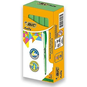 Integra Pen Style Highlighter Chisel Tip 12//PK Fluorescent Orange 36182