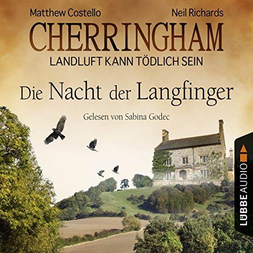 Die Nacht der Langfinger (Cherringham - Landluft kann tödlich sein 4) cover art