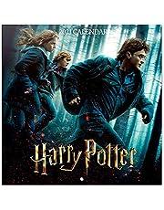 Grupo Erik Kalendarz ścienny Harry Potter – kalendarz na rok 2021 na 16 miesięcy, CP21026