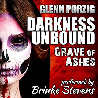 Darkness Unbound: Grave of Ashes audiobook cover art