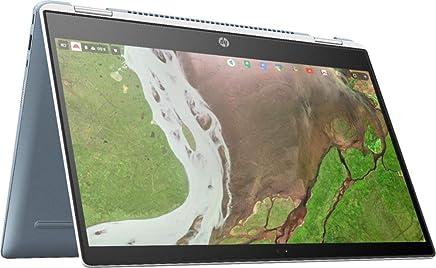 HP X360 14 2-in-1 Touchscreen Chromebook- 14