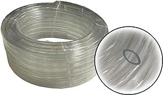 Benzara V0383P Wall PVC Tubing, 100' Coil, Clear