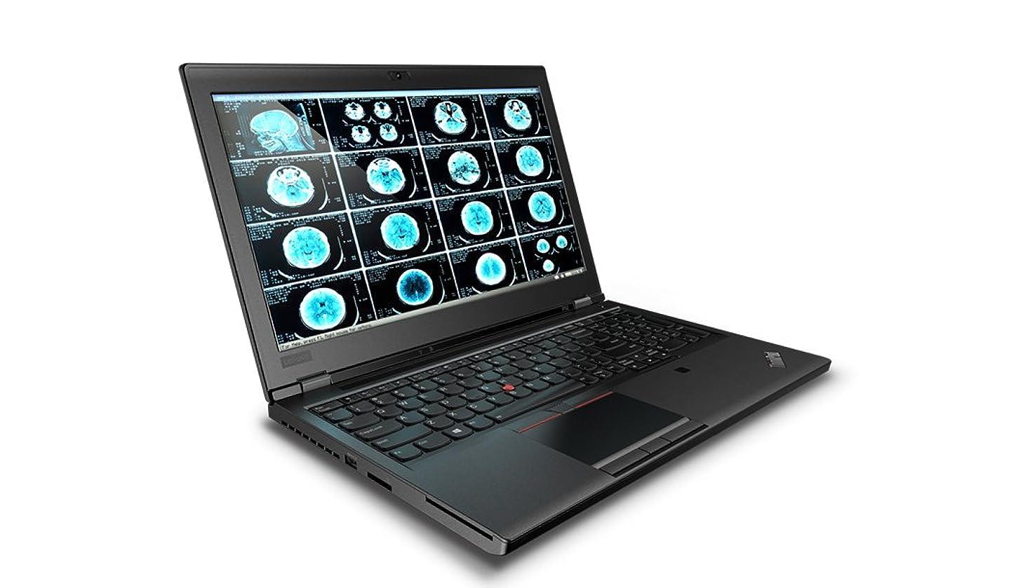 LA ThinkPad P52 Business Notebook: Intel 8th Gen i7-8750H, 32GB RAM, 512GB PCIe NVMe M.2 SSD, 15.6