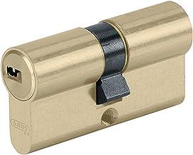 ABUS 27053 deurcilinder/slot met sleutel, messingkleuren, 35 x 45 mm