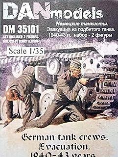 Sponsored Ad - GERMAN TANK CREW. EVACUATION, 1940-43 (2 FIGURES) 1/35 DAN MODELS 35101