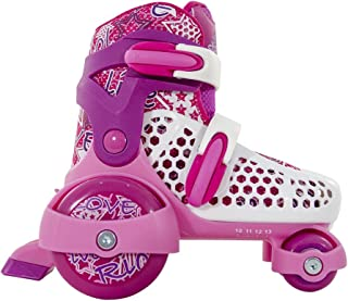 SFR Stomper Adjustable Patines, Unisex niños