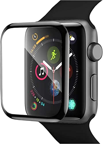 POPIO Flexible PET Screen Guard Protector Compatible for Apple Watch Series 4 Series 5 Series 6 Apple watch SE 40mm