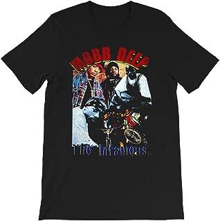 Mobb Deep Vintage Duo Hip HOP Prodigy Havoc Vintage Gift Men's Women's Girls Unisex T-Shirt Sweatshirt