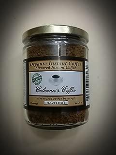 Colonna's Coffee (Organic Hazelnut Coffee) 4.35 oz ( Fair Trade )