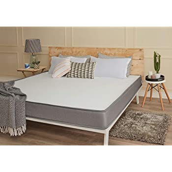 Wakefit Dual Comfort Mattress - Hard & Soft, King Bed Size (78x72x5)