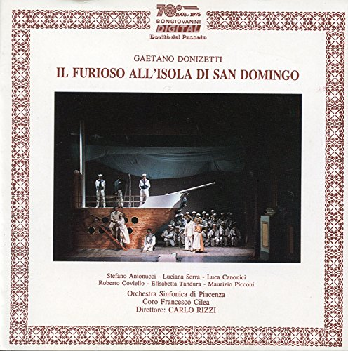 Il furioso nell'isola di San Domingo, Act II Scene 9: Fratel! La mira (Fernando, Cardenio, Eleonora)