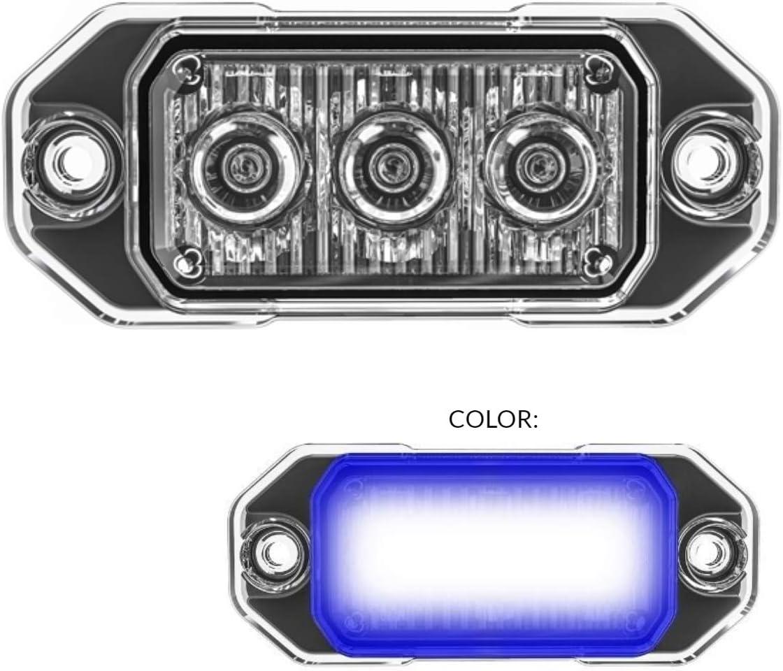 SpeedTech Lights Z-3 9W LED Strobe Light Cars Mail order Outlet SALE cheap Constr Police for