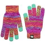 [エヴォログ] 手袋 LET 2307 メンズ PINK 日本 Free-(FREE サイズ)
