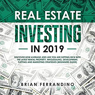 Real Estate Investing in 2019 audiobook cover art