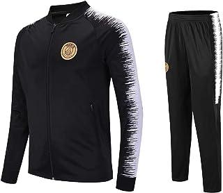 4a5ff9b4 MrsJasmine Personalized Soccer Training Jersey Kits Personalizados con  Cualquier Nombre y número Chaqueta Deportiva de chándal