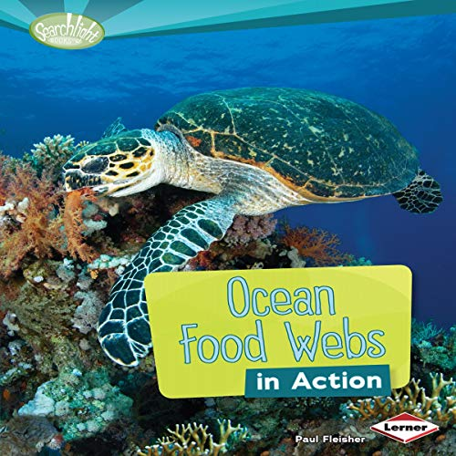 Ocean Food Webs in Action cover art