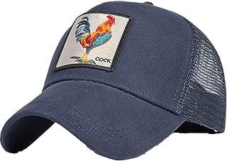 Skyeye Gorra de B/éisbol al Aire Libre del B/éisbol del Viaje del Sunhat del Verano del Casquillo de B/éisbol del Sombrero de Vaquero de la Moda
