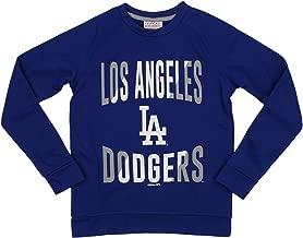 Outerstuff MLB Boys Youth (8-20) / Kids (4-7) Performance Fleece Crew Neck Long Sleeve Sweatshirt - Team Options