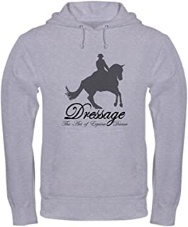 Dressage Dance Pullover Hoodie, Hooded Sweatshirt
